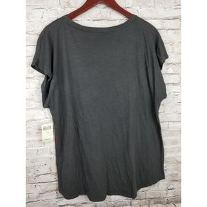 Lucky Brand Tops - SOLD NWT Lucky Brand TShirt Top Graphic Sz 1X